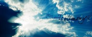 greater testimony