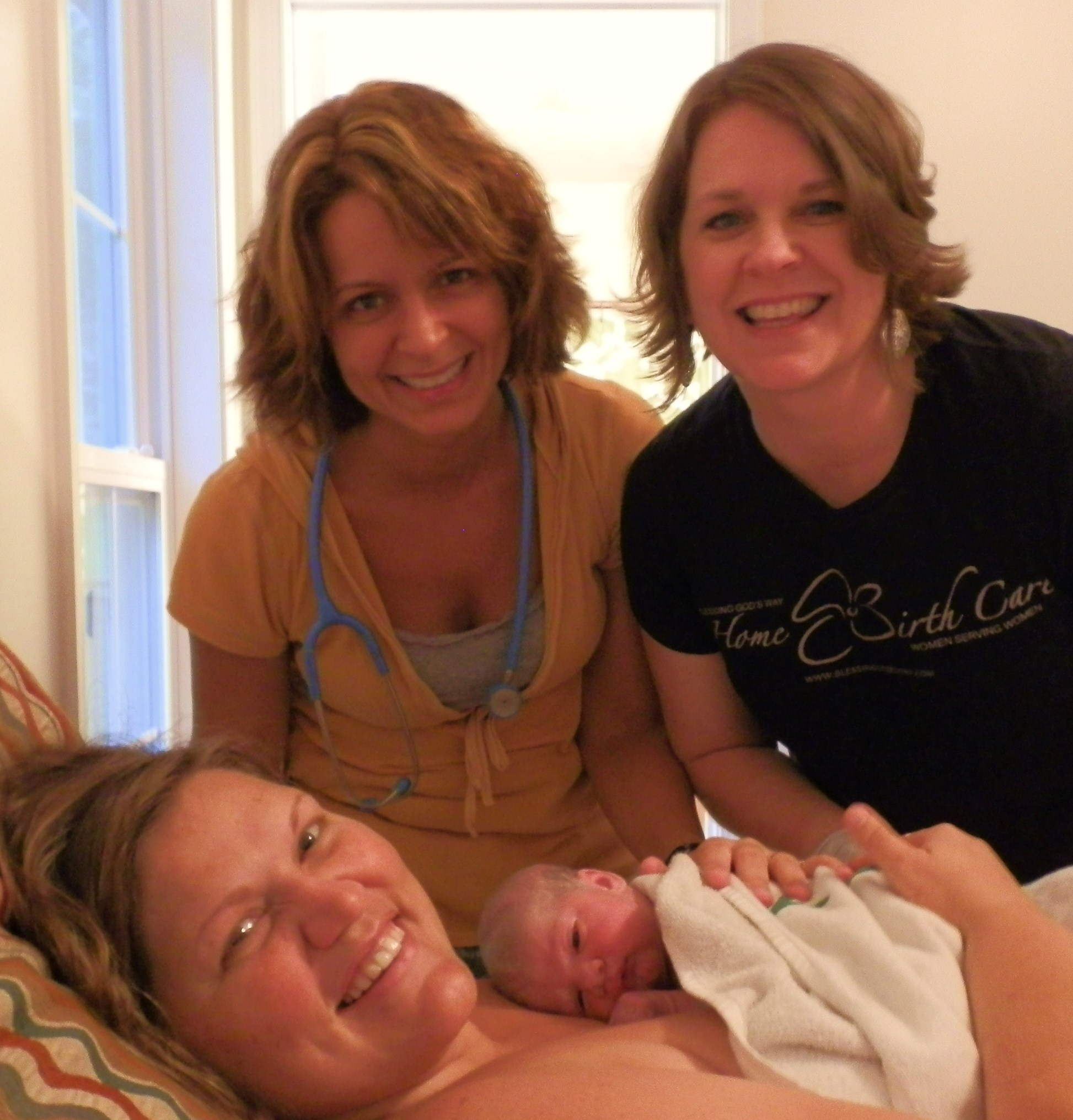 Birth Story… Told by Midwife's Assistant:
